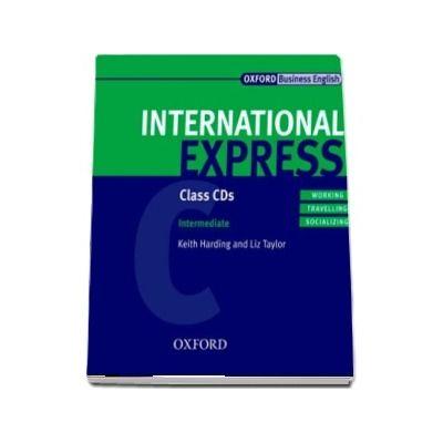 International Express Intermediate. Class Audio CDs