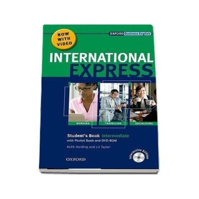International Express Intermediate. Students Pack (Students Book, Pocket Book & DVD)