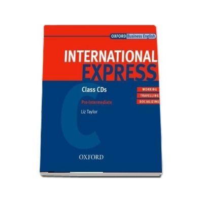 International Express Pre Intermediate. Class Audio CDs