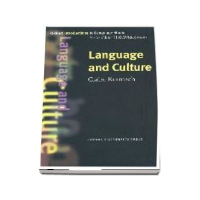Language and Culture. Book