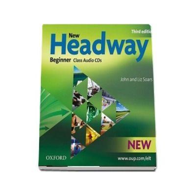 New Headway Beginner Third Edition. Class Audio CDs (2)