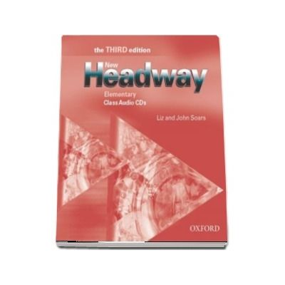 New Headway Elementary Third Edition. Class Audio CDs (2)