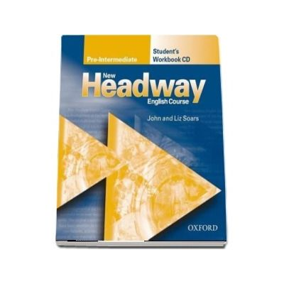 New Headway Pre Intermediate. Students Workbook CD
