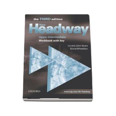 New Headway Upper Intermediate Third Edition. Workbook (With Key)
