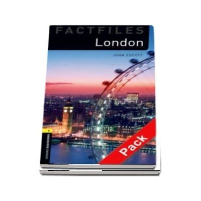 Oxford Bookworms Library Factfiles Level 1. London. Audio CD Pack
