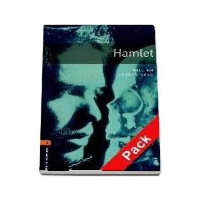 Oxford Bookworms Library. Level 2. Hamlet Playscript audio CD pack