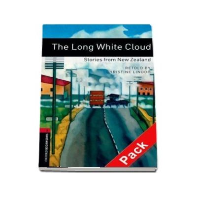 Oxford Bookworms Library Level 3. The Long White Cloud. Stories from New Zealand. Audio CD pack