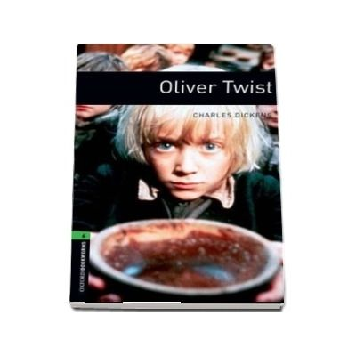 Oxford Bookworms Library Level 6. Oliver Twist. Book