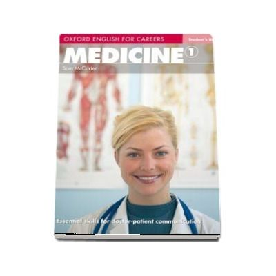 Oxford English for Careers. Medicine 1. Students Book