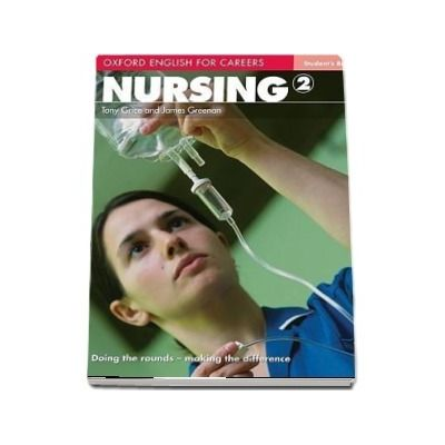 Oxford English for Careers. Nursing 2. Students Book