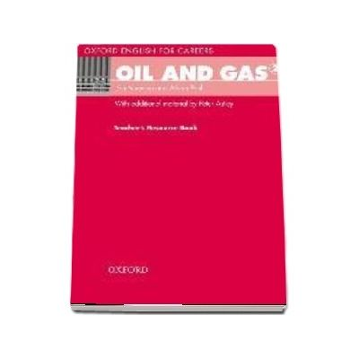 Oxford English for Careers. Oil and Gas 2. Teachers Resource Book