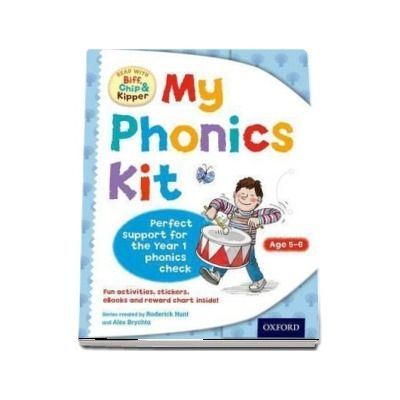 Oxford Reading Tree Read With Biff, Chip, and Kipper. My Phonics Kit