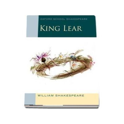 Oxford School Shakespeare. King Lear. Book
