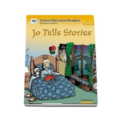 Oxford Storyland Readers Level 9. Jo Tells Stories. Book