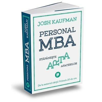 Josh Kaufman, Personal MBA