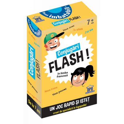 Sunt imbatabil. Conjugari flash!