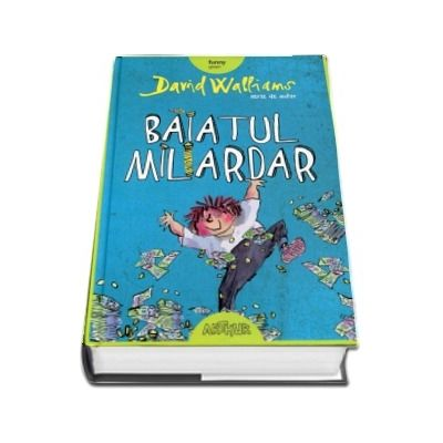 Walliams David, Baiatul miliardar
