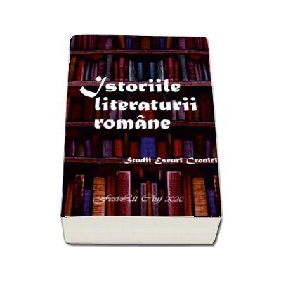 Petras Irina, Istoriile literaturii romane
