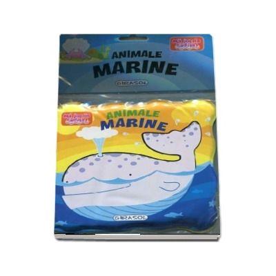 Ma joc in cadita! Animale marine