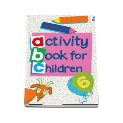 Oxford Activity Books for Children 6. Book