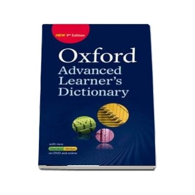 Oxford Advanced Learners Dictionary. Hardback, DVD and Premium Online Access Code