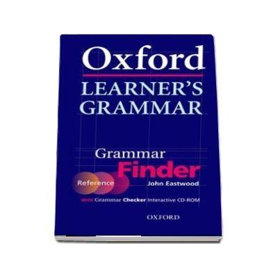 Oxford Learners Grammar. Grammar Finder. With Grammar Checker Interactive CD-ROM