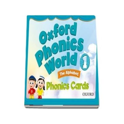 Oxford Phonics World Level 1. Phonics Cards
