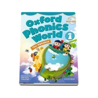 Oxford Phonics World Level 1. Student Book with MultiROM