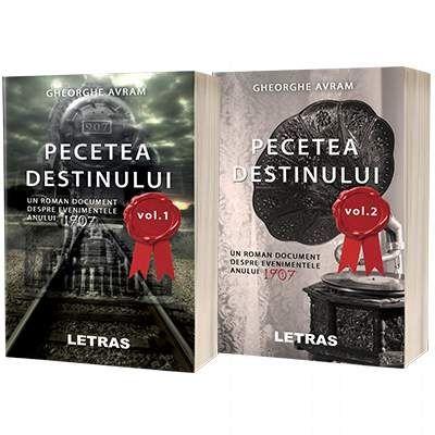 Gheorghe Avram, Pecetea Destinului. Set doua volume