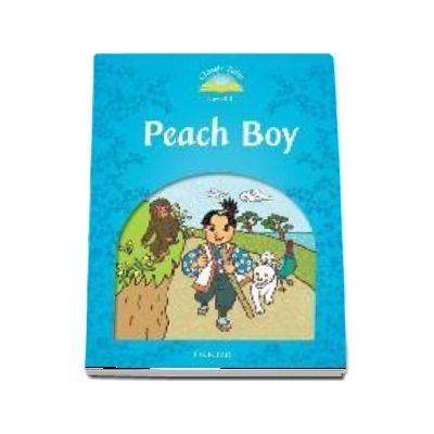 Classic Tales Second Edition Level 1. Peach Boy