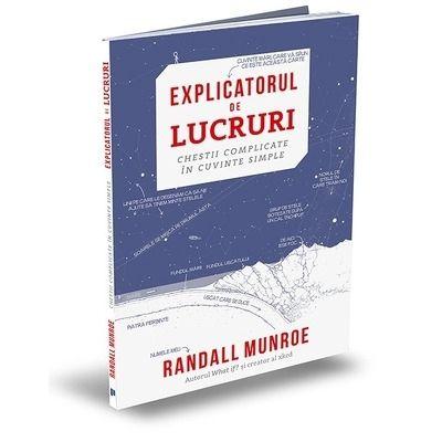 Munroe Randall, Explicatorul de lucruri