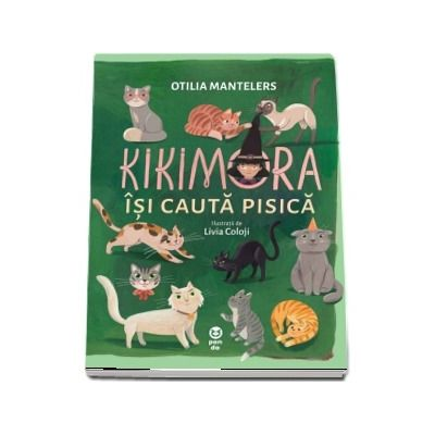 Kikimora isi cauta pisica