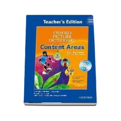 Oxford Picture Dictionary for the Content Areas. Teachers Book and Audio CD Pack