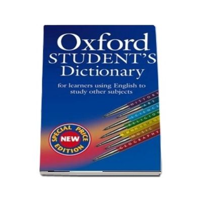 Oxford Students Dictionary of English Second Edition (Low Price)