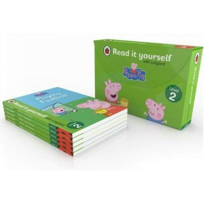 Peppa Pig: Read it yourself with Ladybird. Level 2. Pack