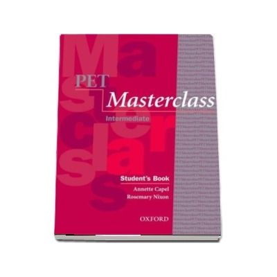 PET Masterclass. Students Book and Introduction to PET pack
