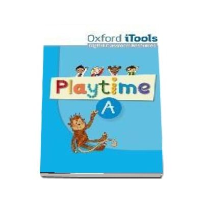Playtime A. iTools. Stories, DVD and play - start to learn real-life English the Playtime way!