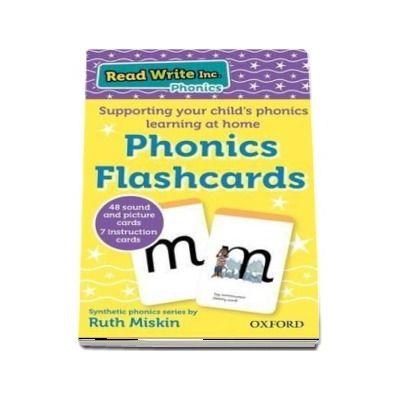Read Write Inc. Home. Phonics Flashcards