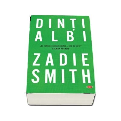 Zadie Smith, Dinti albi
