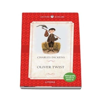 Charles Dickens, Oliver Twist (Colectia lecturi scolare)