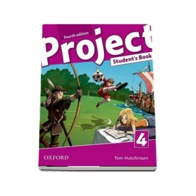 Project Level 4. Students Book