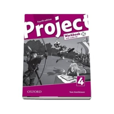 Project Level 4. Workbook with Audio CD and Online Practice