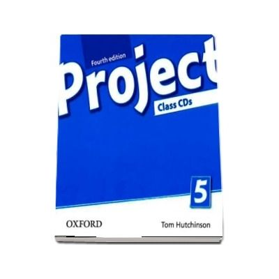 Project Level 5. Class CD (2 Disc)