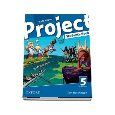 Project Level 5. Students Book