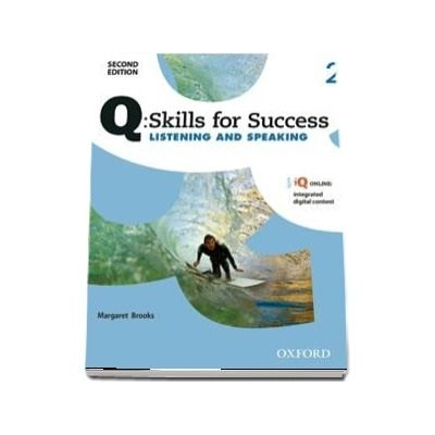 Q Skills for Success Level 2. Listening and Speaking Student Book with iQ Online