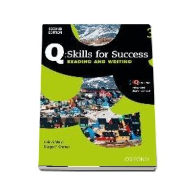 Q Skills for Success Level 3. Reading and Writing Student Book with iQ Online