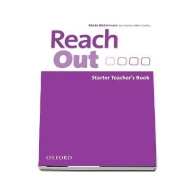 Reach Out Starter. Teachers Book