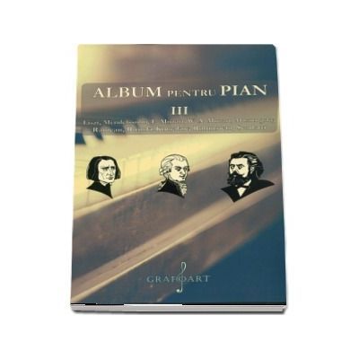 Album pentru pian III