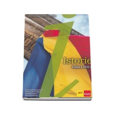 Manual de Istorie, pentru clasa a VIII-a