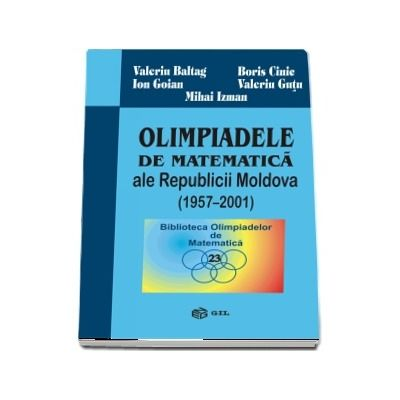 Olimpiadele Republicii Moldova 1957-2001